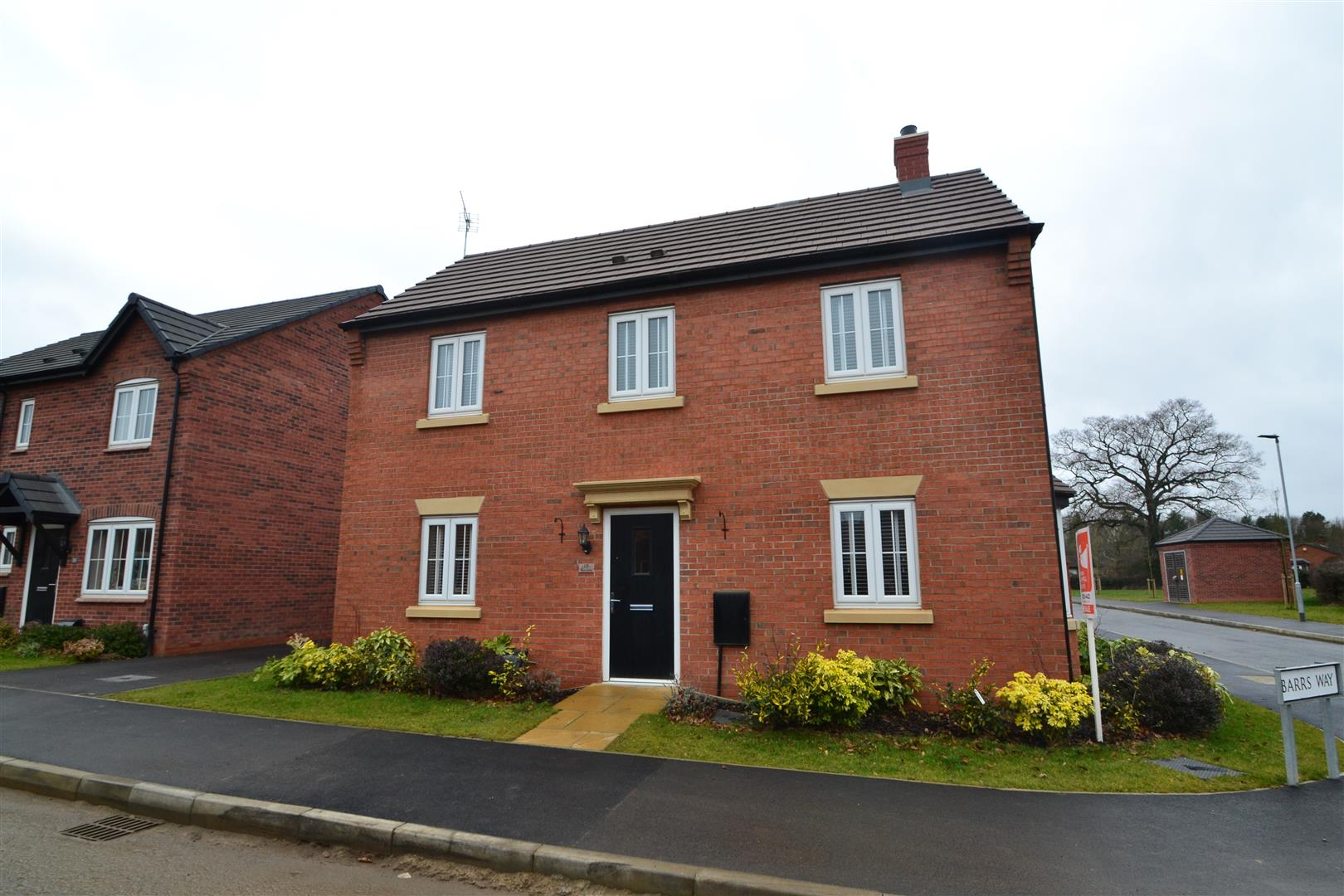 4 Bedrooms Detached House for sale in Baum Drive, Mountsorrel, Loughborough
